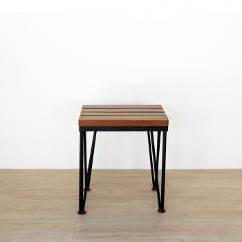 เก้าอี้ไม้ขาเหล็ก เฟอร์นิเจอร์ร้านกาแฟ เฟอร์นิเจอร์หัวหิน